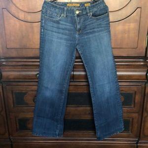 """Women's """"7"""" jeans"""